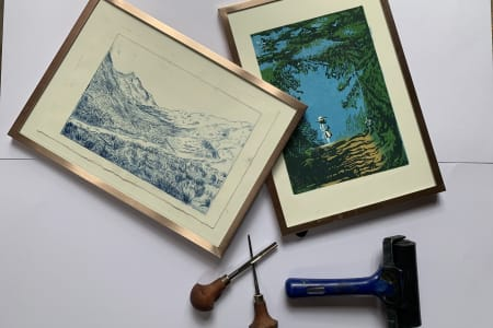 Print Your Own Edition of Prints for Christmas