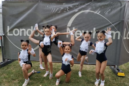 Kids Competitive Dance Class