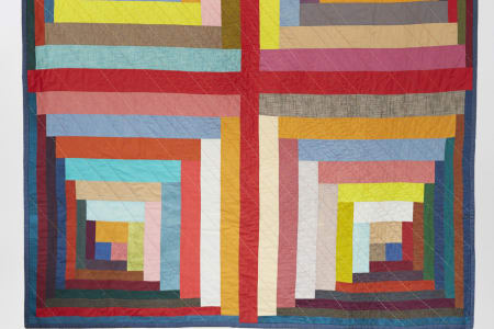 Sew a Curved Log Cabin Quilt with Jenny Haynes