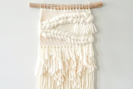 Weaving for beginners - Create your own piece of tapestry