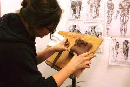 Sculpt Michelangelo's David! Beginners Workshop