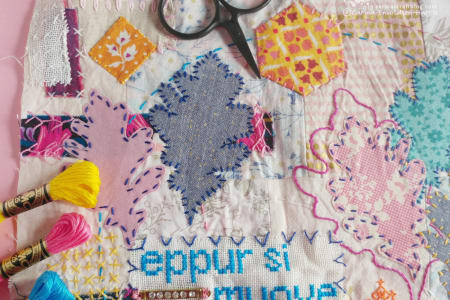 Slow Stitching with Carina Envoldsen-Harris