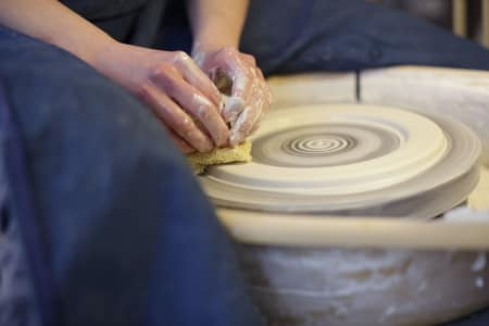 Private Pottery Class for Two