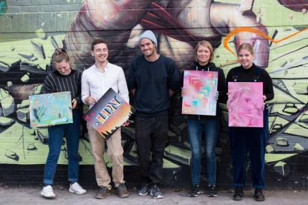 Graffiti & Street Art Painting Workshop
