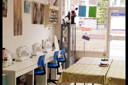 Make your own Roman Blinds