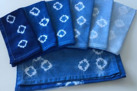 Beginners & Traditional Shibori with Rob Jones: Full day