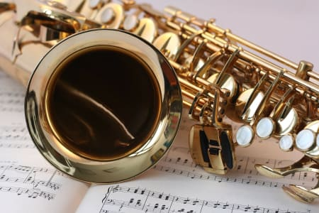 Beginners Saxophone Lessons