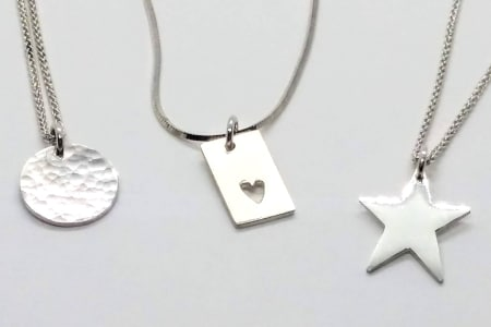 Beginners Silver Charm Making