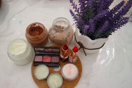 Body Lotion Making Workshop