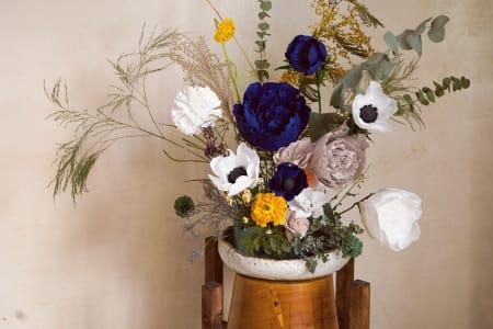 Corporate Workshop: Paper Flower Making