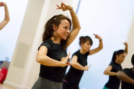 Private Bollywood Dance Class
