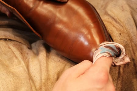 Shoe Making - Shoe Shine Masterclass