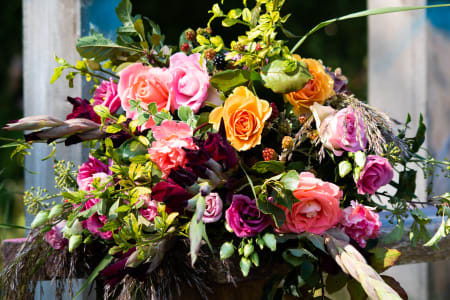 Bouquet Flower Workshop