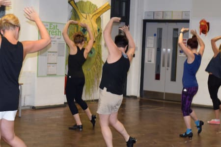 Intermediate Tap - Wednesday 7pm Greenwich