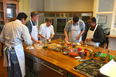 Corporate Cooking Class: Standard Package