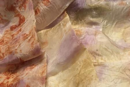 Naturally Dye Textiles