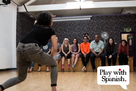 Learn Spanish through Acting (for Adults!) - Beginners-Intermediate