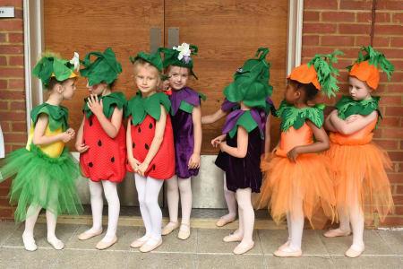 EASTER HOLIDAY BALLET – Let's make a ballet (a ballet for children)