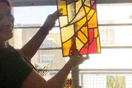 Stained Glass for Beginners (Leaded method)
