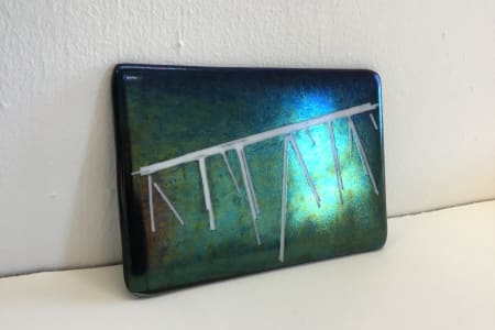 Private workshop: Fused glass