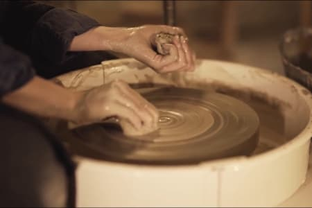 Private Pottery Taster Class
