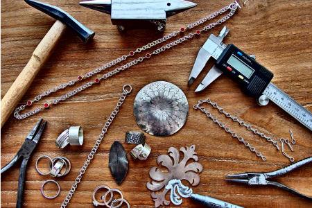 Beginner Silver Jewellery Weekend