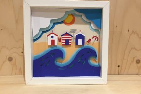 Beach Papercutting Course