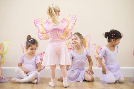 Pre School Ballet