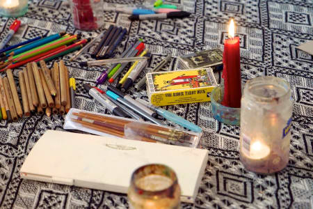 Tarot Design Workshop