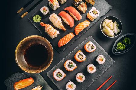 Sushi Foundation Class