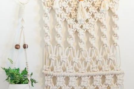Macrame Wall Hanging - Macrame for Beginners