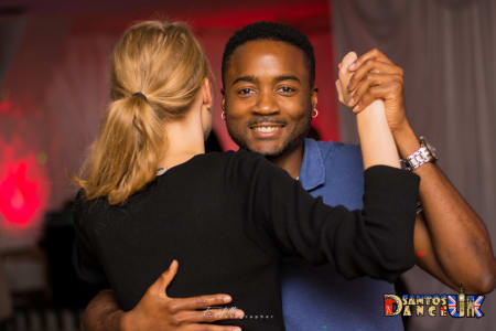 Kizomba Classes - Imp/Intermediate Level
