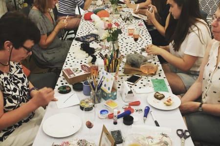 Monday Craft Club