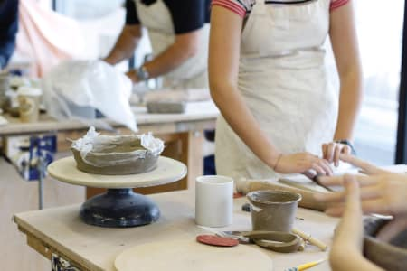 An Introduction to Ceramics – Handbuilding & Surface Decoration (Weekend course)