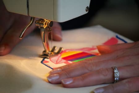 Beginner's Sewing Machine Class