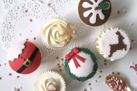 Christmas Cupcake Decorating Workshop