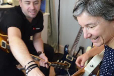 Foundation Guitar Lessons