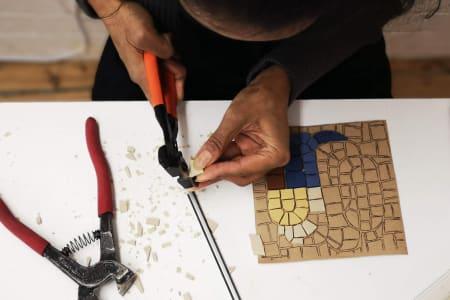Evening Mosaic Course - Indirect Technique