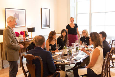 Fine & Rare Wine Masterclass with Vins Extraordinaires in Brook Street, Mayfair