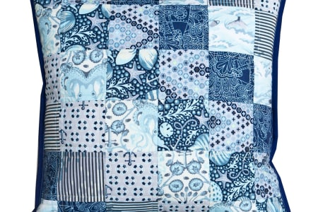 Make your own Quilted Cushion with Judith Dahmen