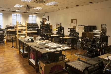 Three Week Hand Composition & Letterpress Course