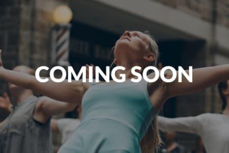 Commercial Dance Class