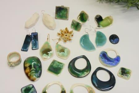 Porcelain Jewellery Making Workshop