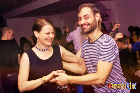 Bachata Class for Improver/Intermediate Level