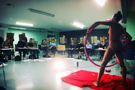 General Life Drawing Evening Class