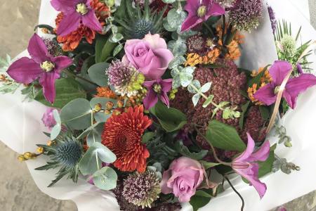 Seasonal Floristry Workshop