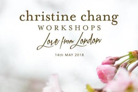 Christine Chang Wedding Photography Workshop