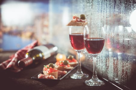 Wine and Tapas Tasting Workshop