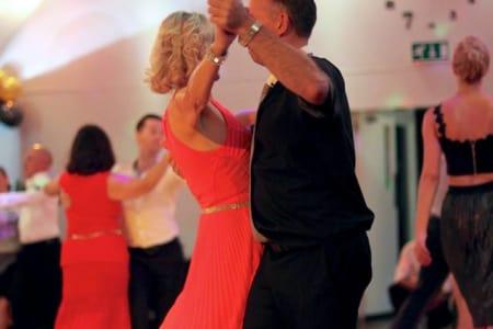 Techincal Ballroom Dance