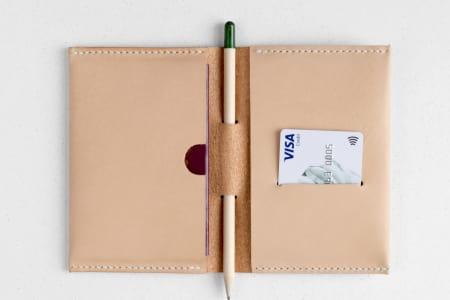 Leather Workshop: Make a leather Travel Wallet